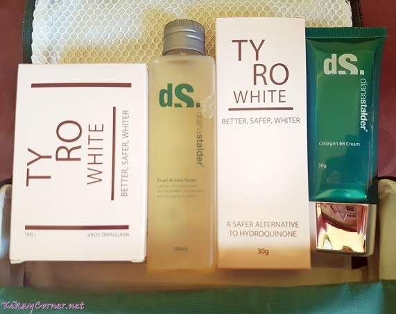 tyro white products