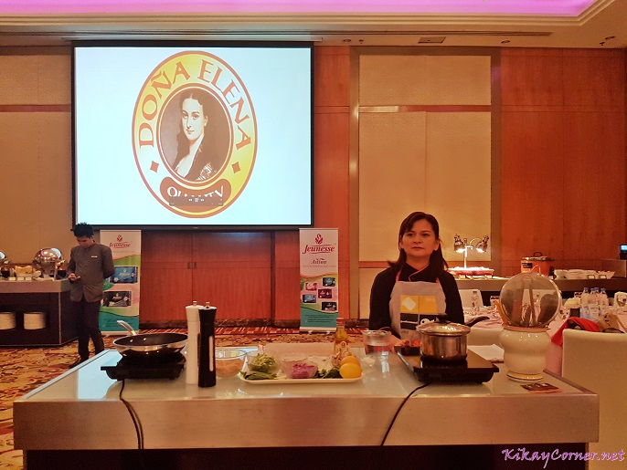 Chef Mom Len Santos-Ding on Guilt-Free and Easy-Peasy One-Pan Meals