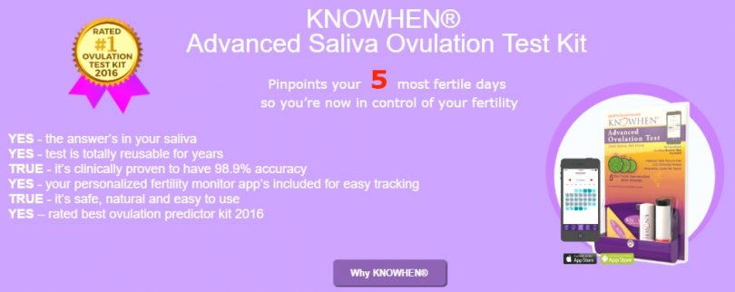 Konw When Ovulation Test Kit