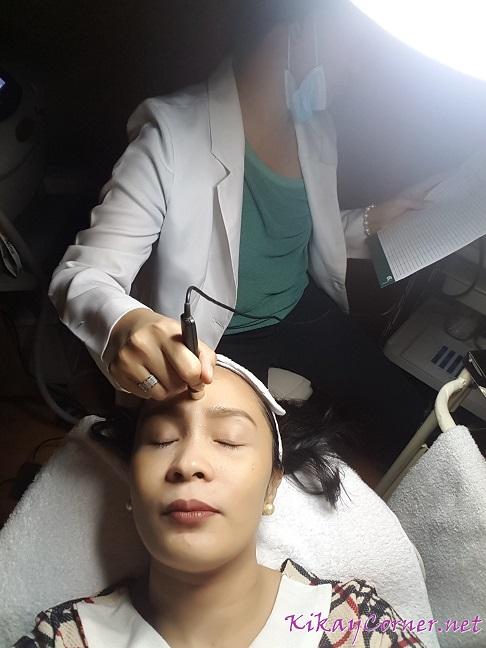 Multi Derma Scope test