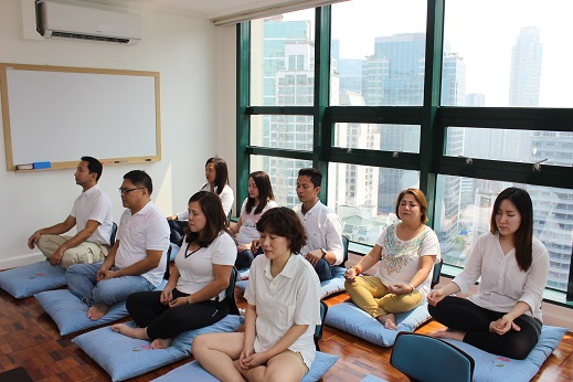 makati meditation center