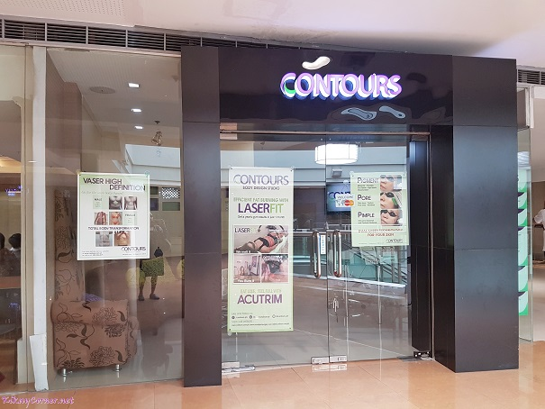 Contours Body Design Studio Megamall