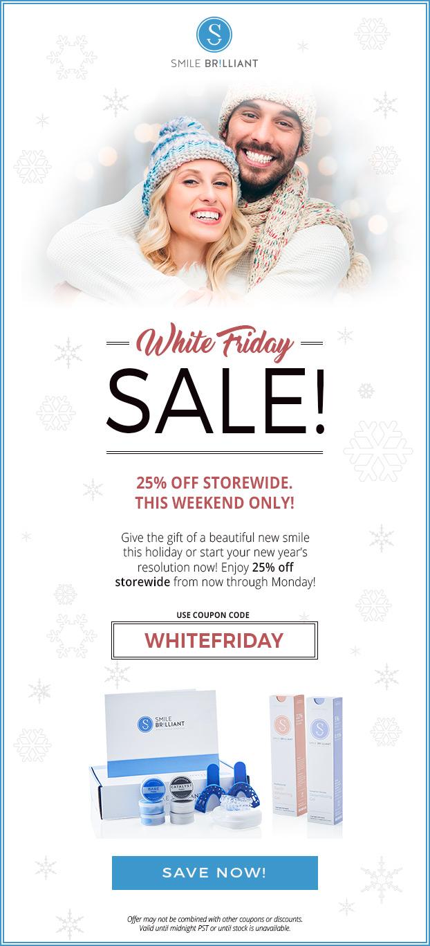 smile brilliant white-friday-sale