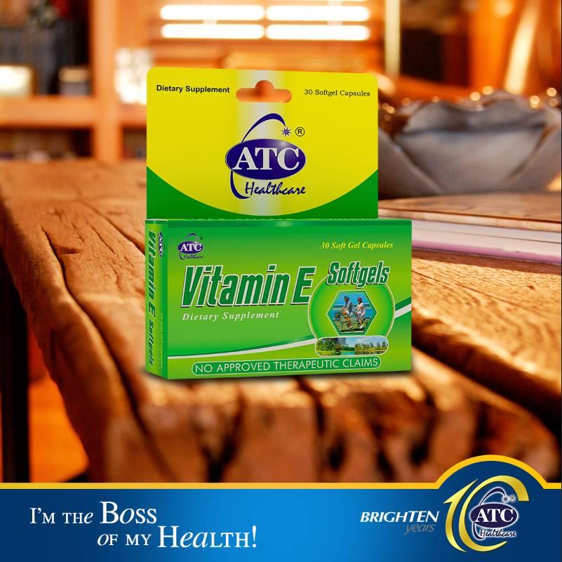 atc healthcare vitamin e