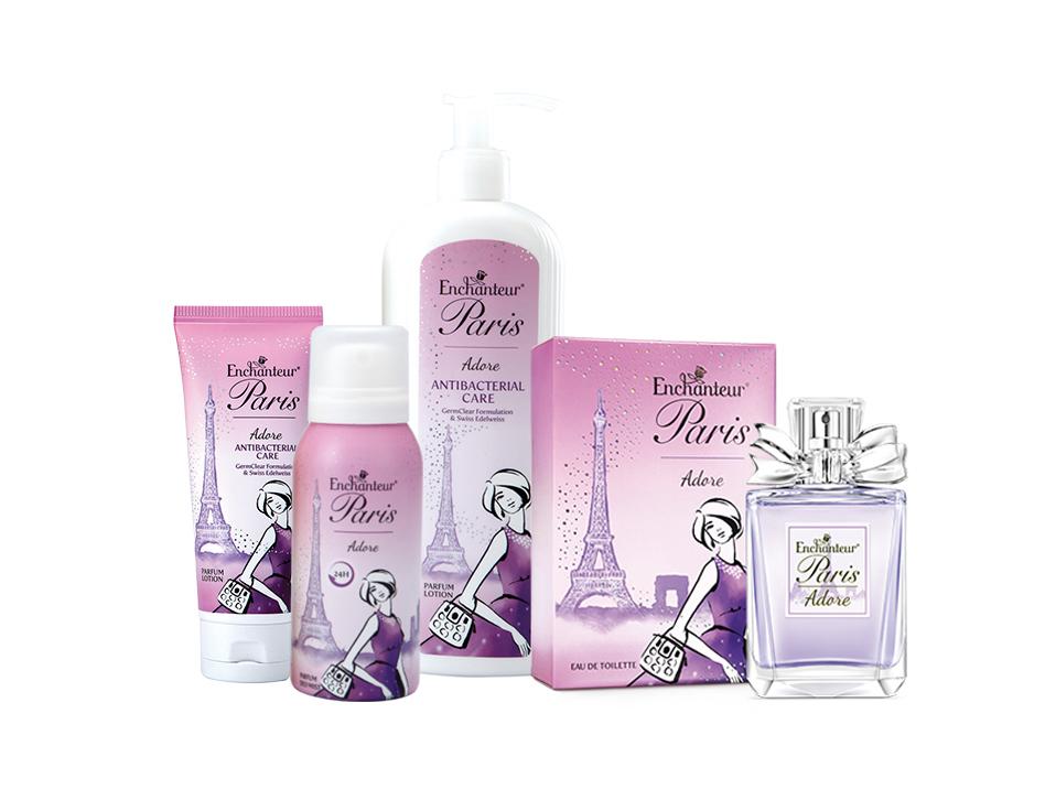 Enchanteur Adore Product Line