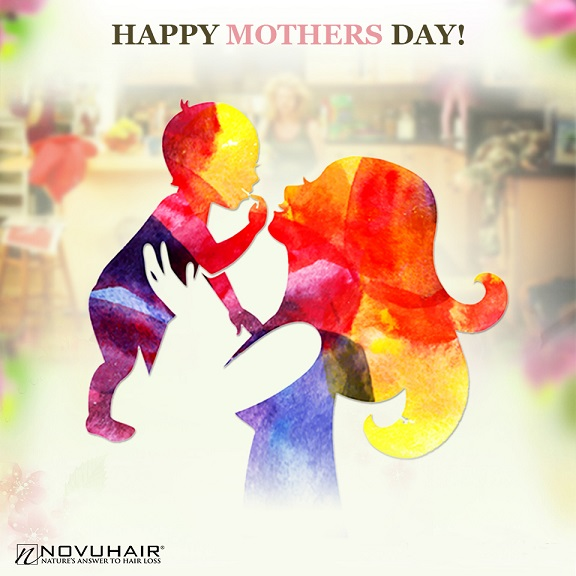 Mother's Day for Novuhair