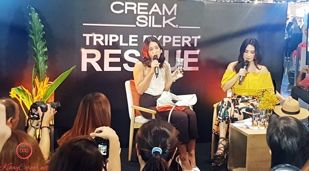 kim jones for cream silk triple expert rescue