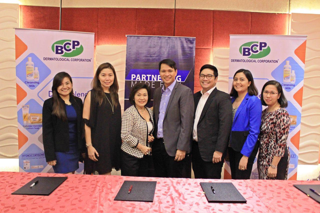 BCP Partnership with Metro Drug