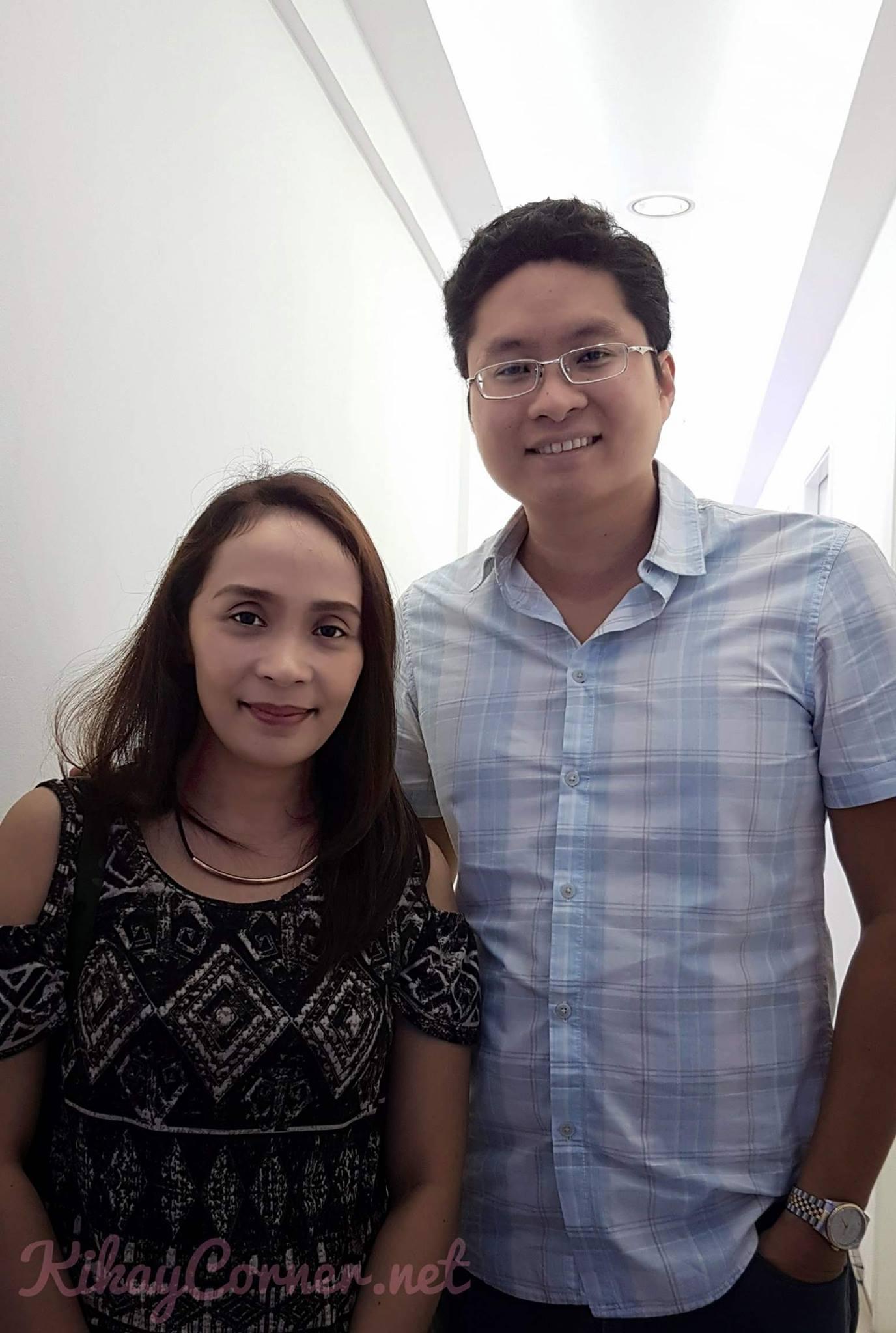 Kutis Filipina Dr. Laurence Tan