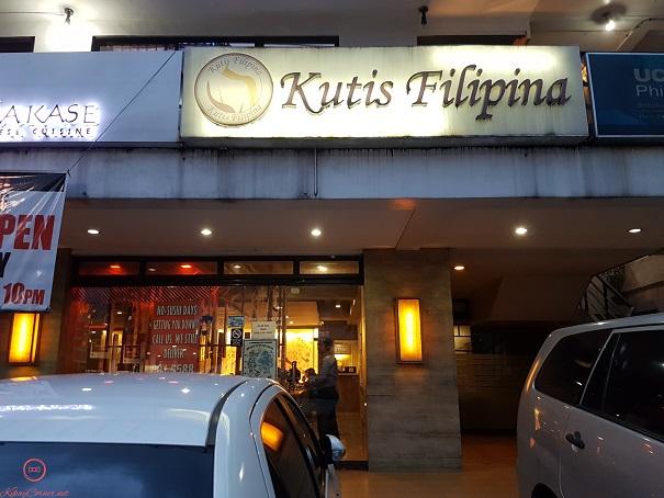 Kutis Filipina skin clinic location