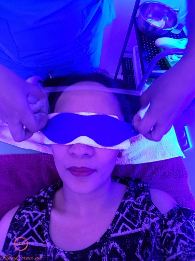 Kutis Filipina mask eye protector