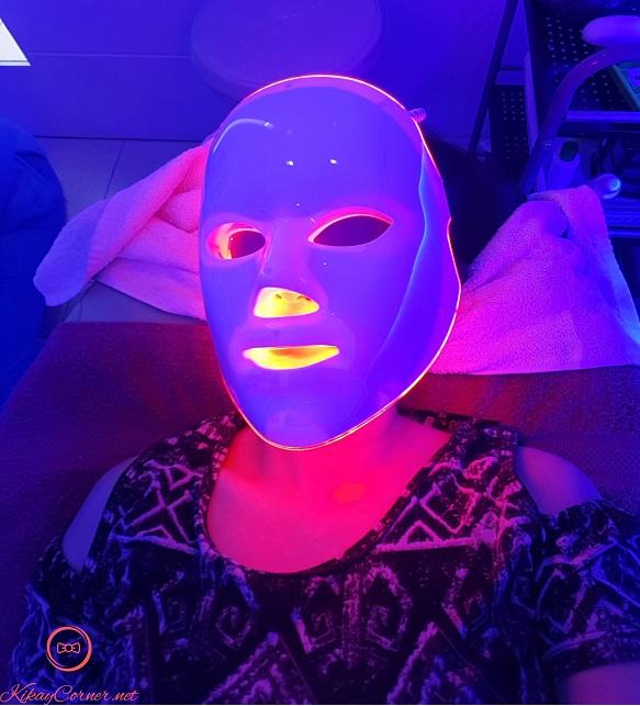 Kutis Filipina PDI mask
