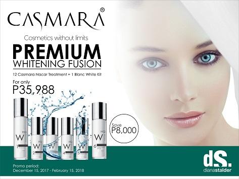Casmara Nacar Treatment Promo