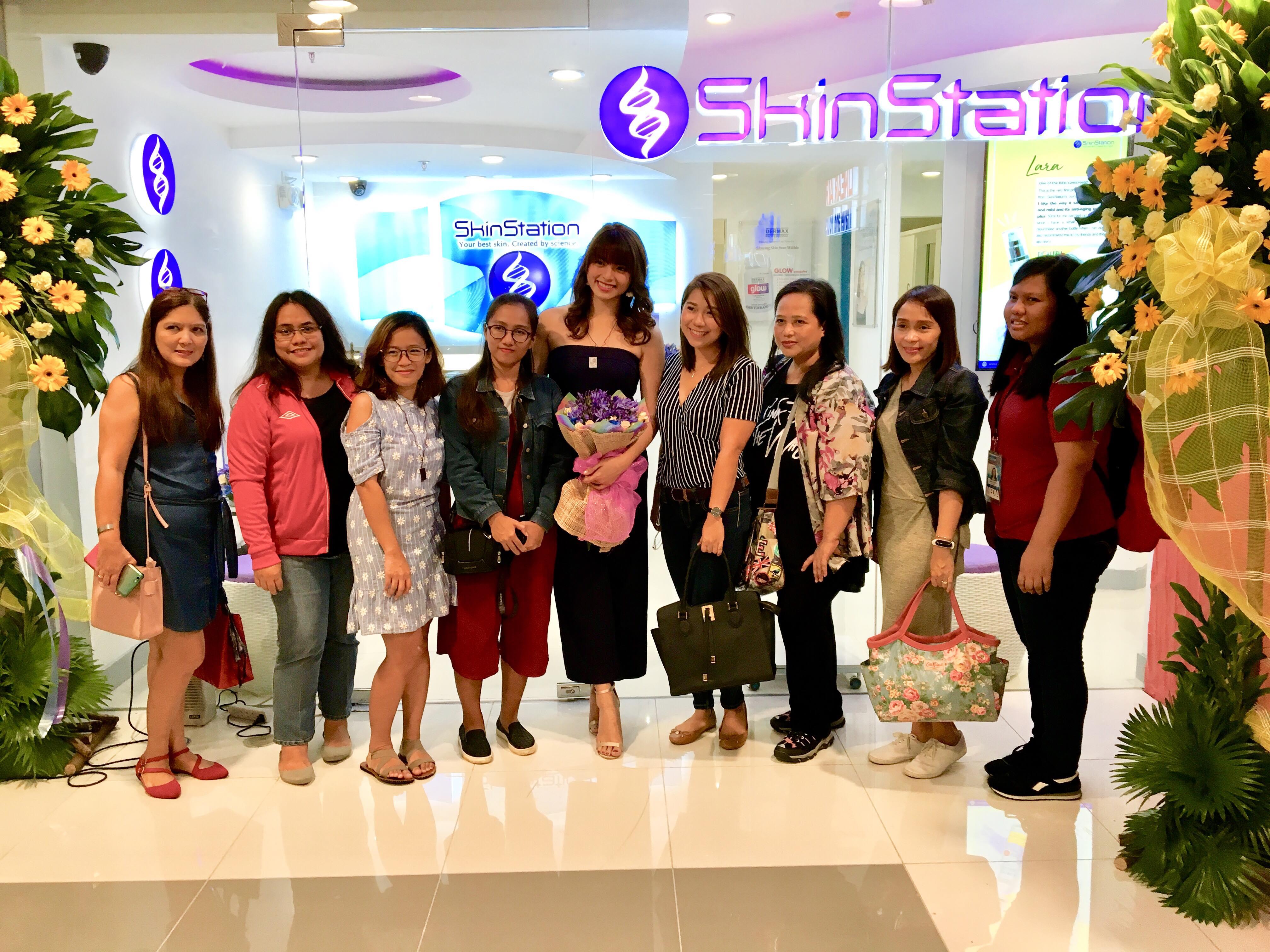 Skin Station SM Cherry