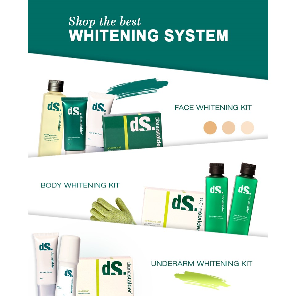 DS Whitening Kit