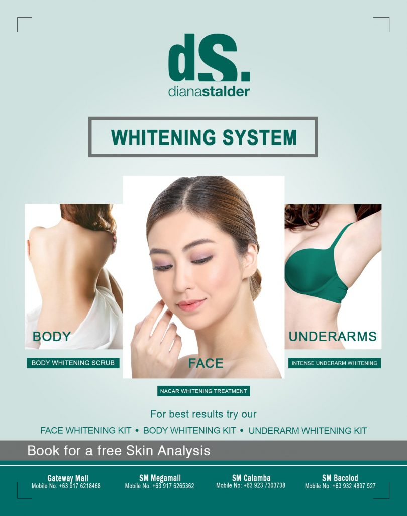 DS Whitening Services