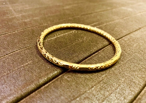 appraised bangle at Cebuana Lhuillier