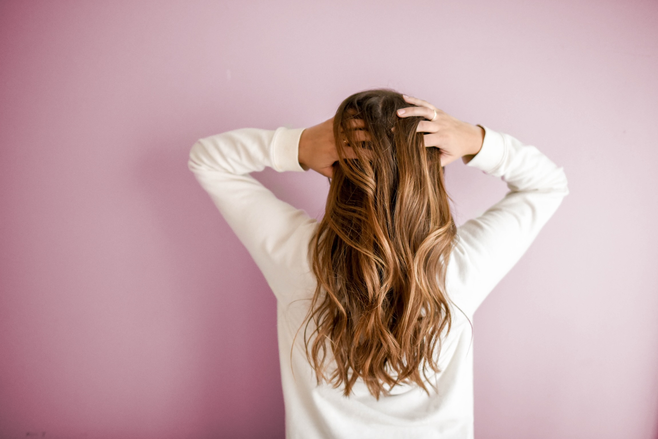 How To Maintain Healthy Hair Leading Up To Your Wedding