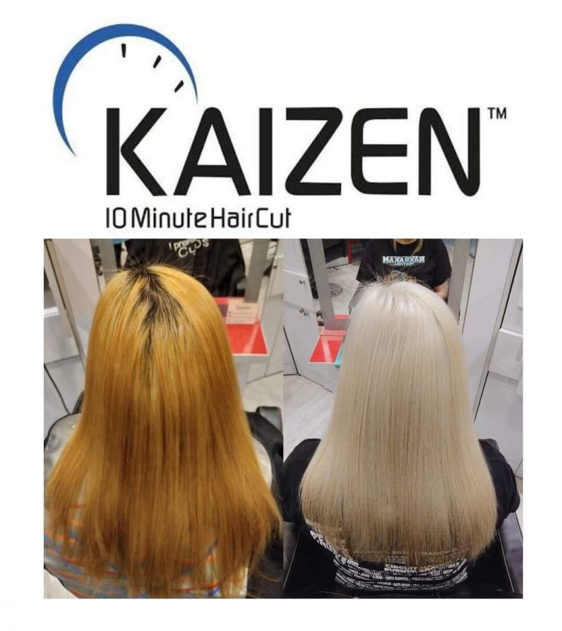 "Kaizen 10-Minute Haircut Launches More ""Cutting-Edge"" Salon Services"