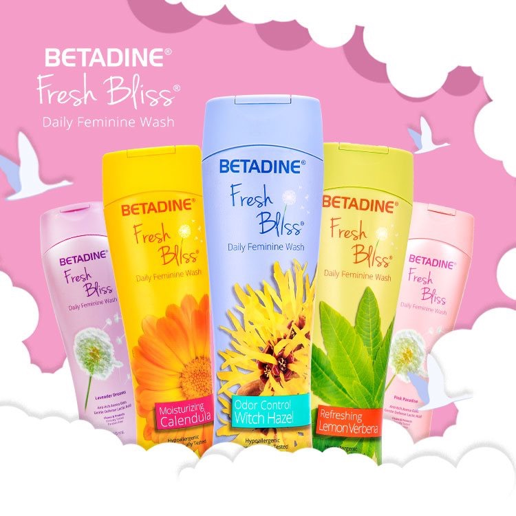 Betadine Fresh Bliss