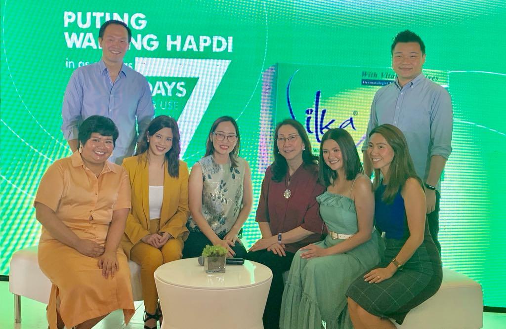 Angelica Panganiban for Silka Green Papaya Soap