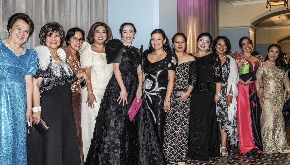 RUBY C. PACIS 100 most inluential Filipina women