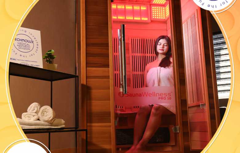 RED SAUNA : DESIGNED WITH YOUR WELLNESS IN MIND