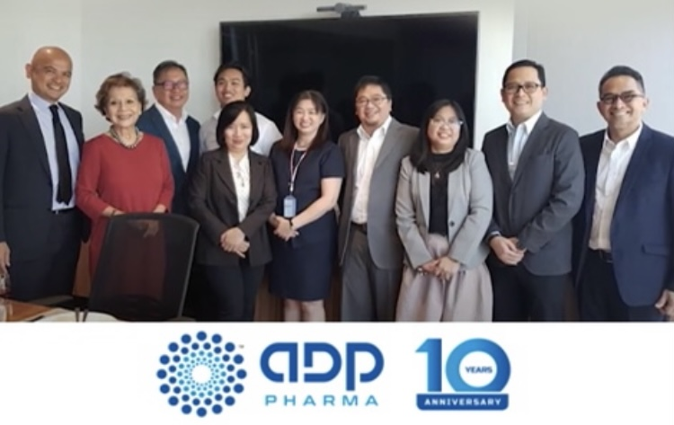 ADP Pharma Corporation is celebrating its 10th year anniversary.