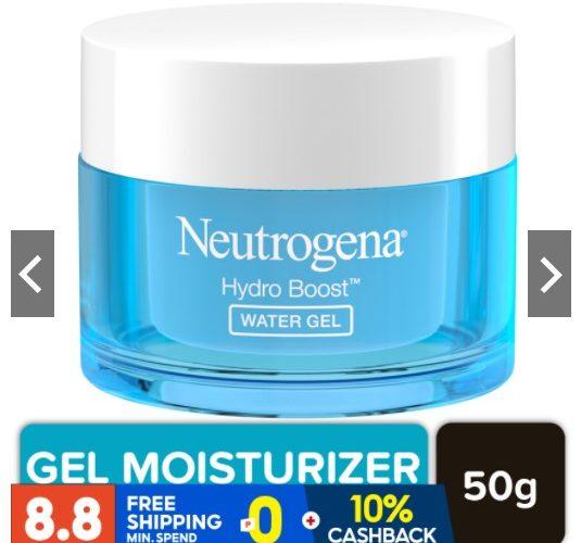 neutrogena on shopee 8 8