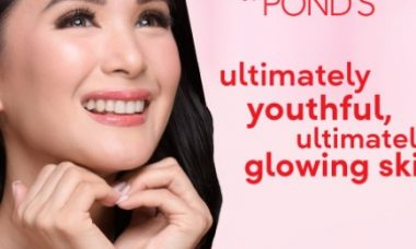 heart for POND'S Age Miracle