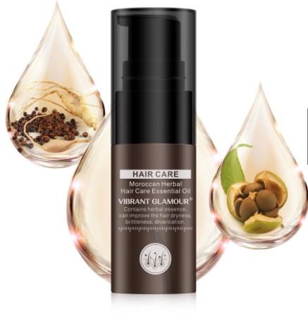 VIBRANT GLAMOUR Moroccan Argan Oil Hair Essential Oil Hair Treatment